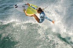 Pro-surfare Arkivbilder