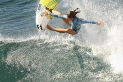 Pro-surfare Royaltyfria Bilder