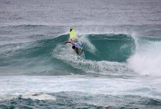 Pro surfer Stock Photo