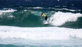 Pro surfer Stock Photos