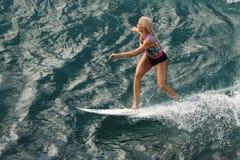 Pro Surfer Royalty Free Stock Photo