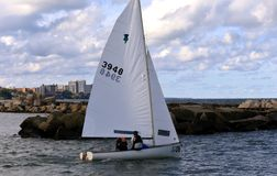 Free Pro US Sailing Venue Royalty Free Stock Image - 52808756