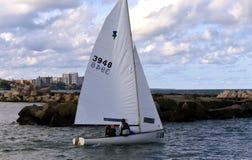 Pro US sailing venue Royalty Free Stock Image