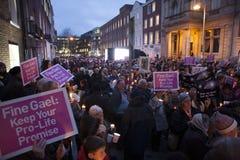 Pro veglia 4/12/12 di vita Fotografia Stock Libera da Diritti