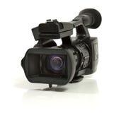 Pro videocamera Immagine Stock