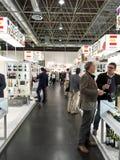 Pro-vin 2015 för Wein internationell handelmässa Arkivfoton