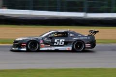 Pro voiture de course de Chevrolet Camaro sur le cours Photos stock