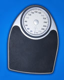 Pro Weight Scale Royalty Free Stock Photo
