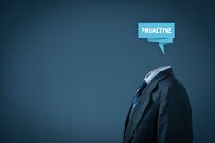 Proactive Stock Photo