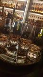 Probabilità del whiskey immagini stock
