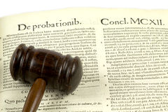 About probation royalty free stock images