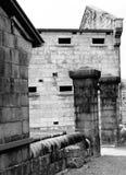 Probebucht Gaol lizenzfreie stockbilder
