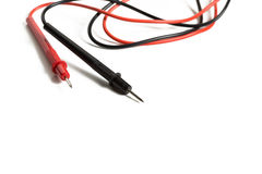 Probes for Multimeter Stock Photo