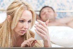 Problème de couples Images stock