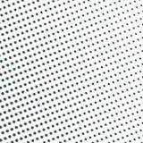 Problème Dots Halftone Geometry Background ou modèle Image stock
