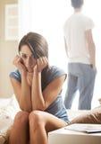 Problèmes de couples images libres de droits