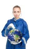 Problèmes de santé globaux Image libre de droits