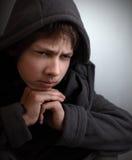 Problèmes des adolescents image stock
