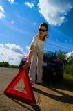 Probleem 4 van de auto stock afbeeldingen