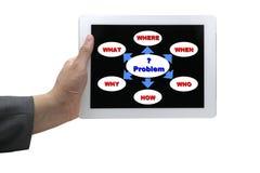 Problem analysis Stock Photo