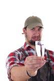 Problem med alkohol Fotografering för Bildbyråer