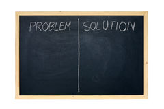 Problem solution Royalty Free Stock Photo