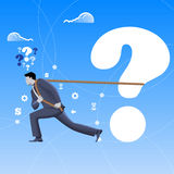 Problem solver business concept Royalty Free Stock Photo
