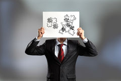 Problem solving Royalty Free Stock Photography