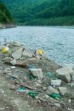 Problem związany z ochroną środowiska i natury zanieczyszczenie Obrazy Stock