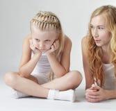 Problema del bambino Fotografie Stock