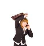 Problema no conceito do negócio fotos de stock royalty free