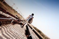 Problemas adolescentes Foto de Stock Royalty Free