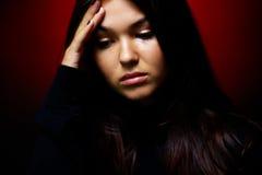 Problemas adolescentes Imagenes de archivo