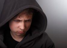 Problemas de adolescentes fotografía de archivo libre de regalías