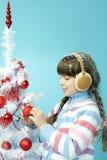 Problemas de la Navidad Fotos de archivo