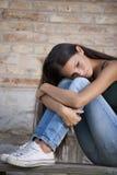 Problemas de los adolescentes Imagen de archivo