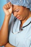 Problemas del hospital Imagen de archivo libre de regalías