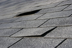 Problemas del material para techos