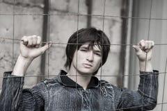 Problemas dos adolescentes Foto de Stock Royalty Free