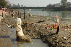 Problemas ecológicos em India Imagem de Stock