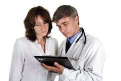 Problemas médicos Imagens de Stock