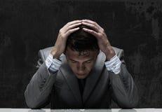 Probleme im Geschäft Stockfotos