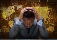 Probleme im Geschäft Lizenzfreie Stockfotografie