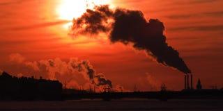 Problemi ambientali Fotografie Stock Libere da Diritti