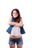 problemowy nastolatek Zdjęcia Royalty Free
