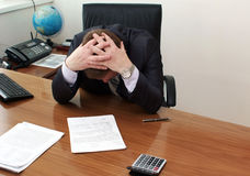 Problems Stock Image
