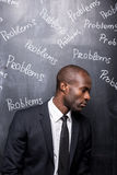 Problems all around me. Royalty Free Stock Images