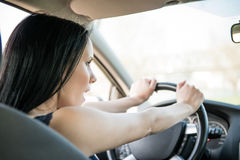 Problems in car Stock Photo