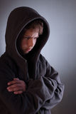 Problems of teenagers Stock Photo
