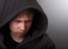 Problems of teenagers Royalty Free Stock Photography